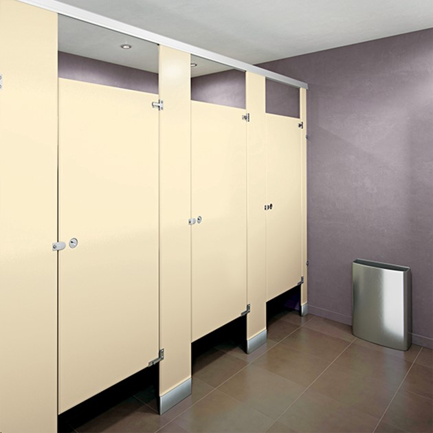 Powder Coated Steel/Baked Enamel Toilet Partitions