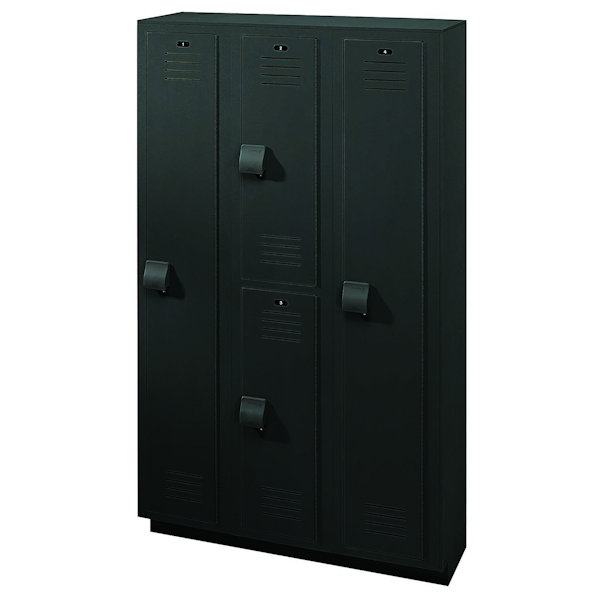 Solid Plastic Lockers