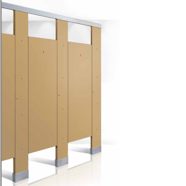 Solid Composite Toilet Partitions