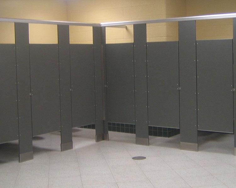 bathroom stall doors